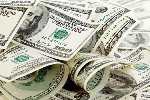 17日上午越盾对美元汇率中间价上涨15越盾 hinh anh 1
