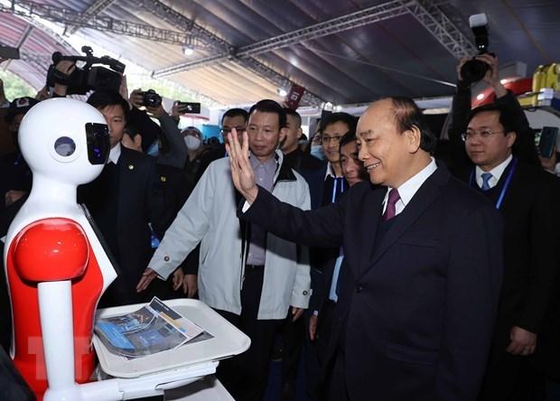 越南公布《至2030年国家高科技发展计划》 hinh anh 1