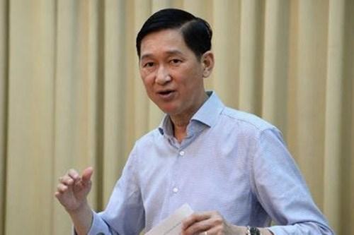 调查警察机关提议对原胡志明市人民委员会副主席陈永线提起公诉 hinh anh 1
