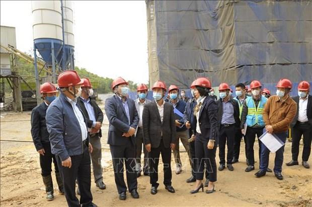 受疫情影响河内市最大垃圾焚烧发电项目施工进度滞后 hinh anh 2