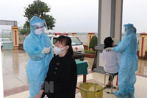 3月8日上午越南无新增新冠肺炎确诊病例 治愈病例1920例 hinh anh 1