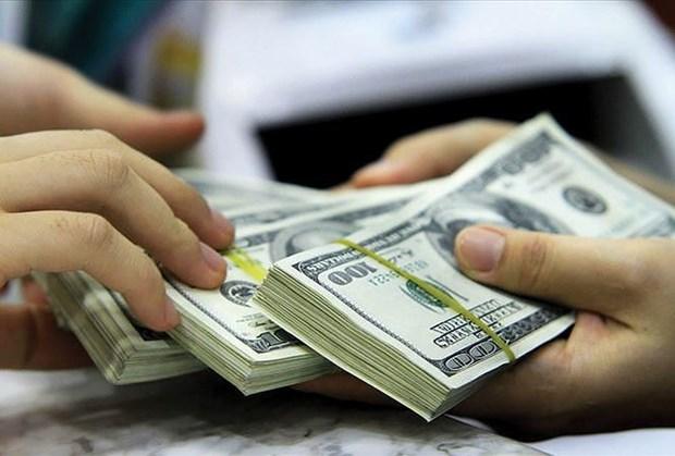 今日越盾对美元汇率中间价保持不变 hinh anh 1