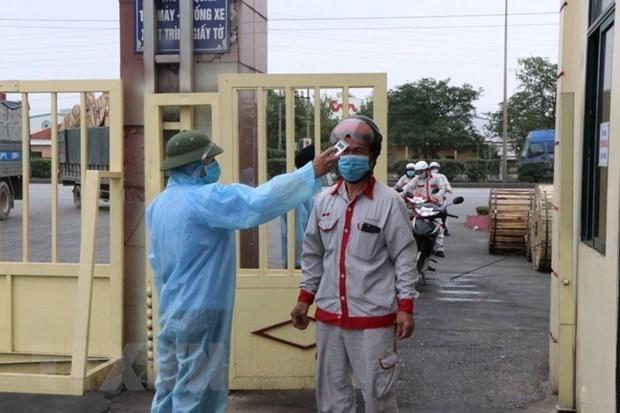 新冠肺炎疫情:海阳省3月18日起按政府总理第19号指示开展防疫工作 hinh anh 1
