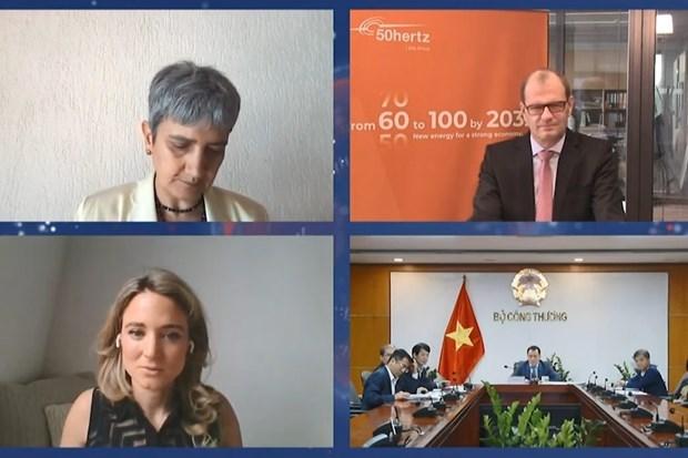 越南出席第七届柏林能源转型对话 hinh anh 1