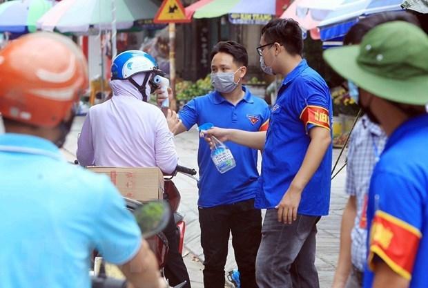 越南新增2例新冠肺炎确诊病例 均为非法入境者 hinh anh 1