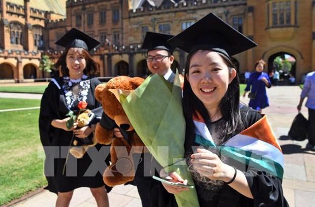 越南与澳大利亚大学加强教育与科研领域合作 hinh anh 1
