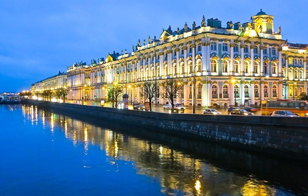 进一步加强河内市与俄罗斯圣彼得堡的合作关系 hinh anh 1