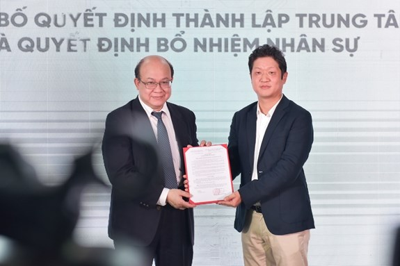 越南人工智能国际研究中心正式揭牌成立 hinh anh 2