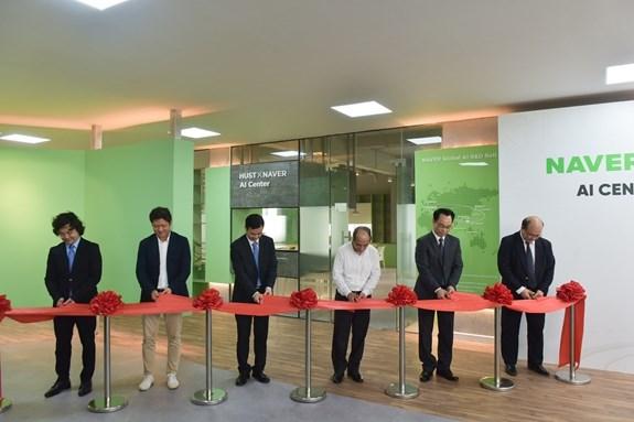 越南人工智能国际研究中心正式揭牌成立 hinh anh 1