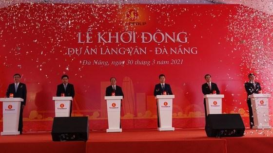 岘港重新启动投资总额达到15.24亿美元的云村旅游度假区项目 hinh anh 2
