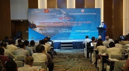 海洋经济和沿海地区城市成为胡志明市发展的新动力 hinh anh 2