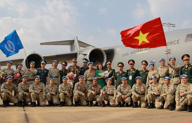 越南与联合国安理会:凸显越南在国际舞台上的烙印 hinh anh 1
