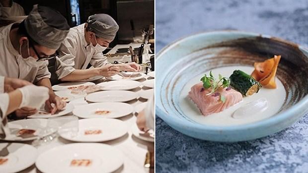 越南两家餐厅登榜亚洲100最佳餐厅 hinh anh 1