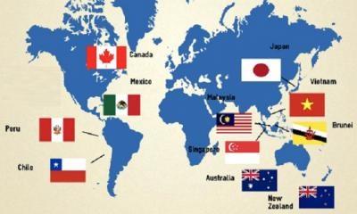 菲律宾有意加入《全面与进步跨太平洋伙伴关系协定》 hinh anh 1