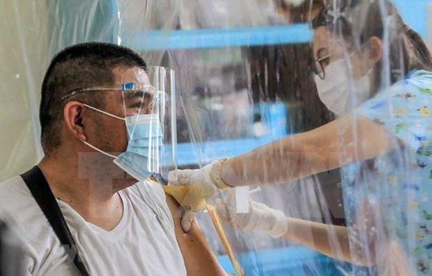 东南亚部分国家的新冠肺炎疫情形势依然严峻 hinh anh 1