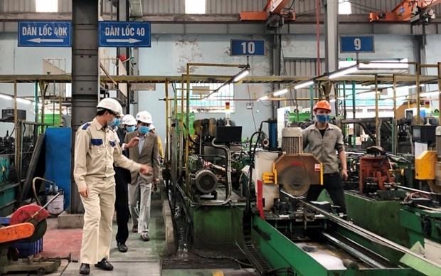 河内拟在2021年内投建43个工业集群 hinh anh 1