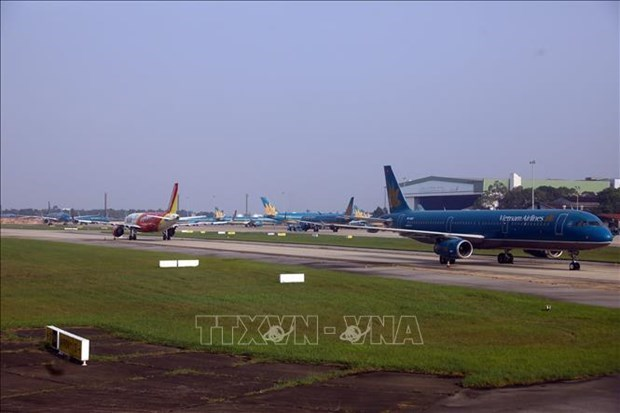 越南公布境内外国私人飞机空域申请程序 hinh anh 1