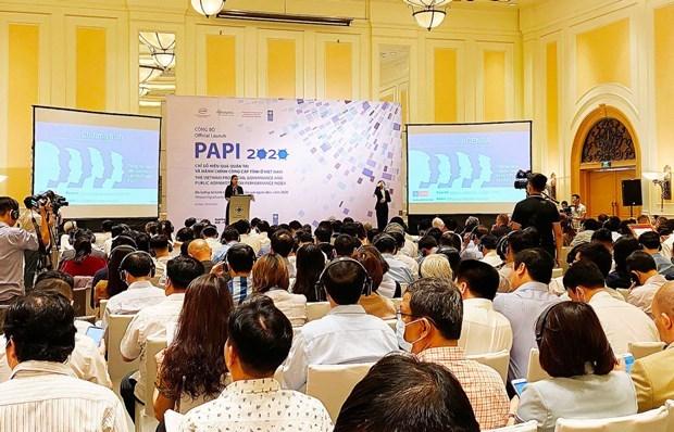越南2020年腐败控制指数创十年来新高 hinh anh 1