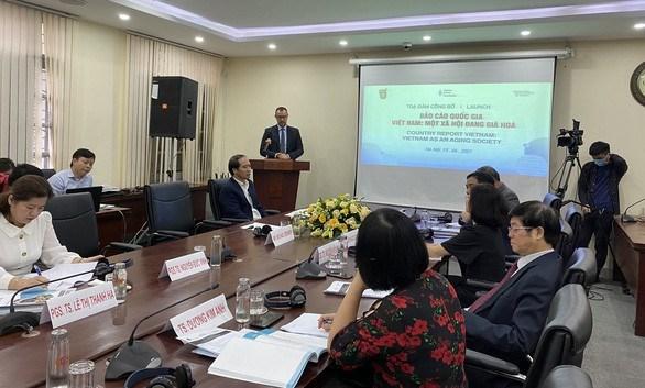 提出解决越南人口老龄化问题的方案 hinh anh 1