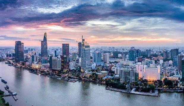 惠誉:有效的防疫措施助力越南提升国家信任度指数 hinh anh 1