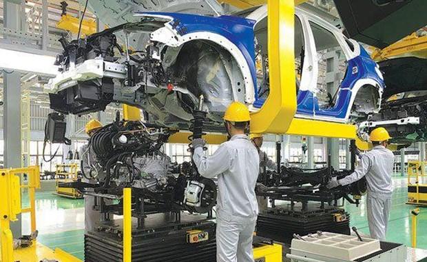 韩国企业瞄准越南汽车配件市场 hinh anh 1