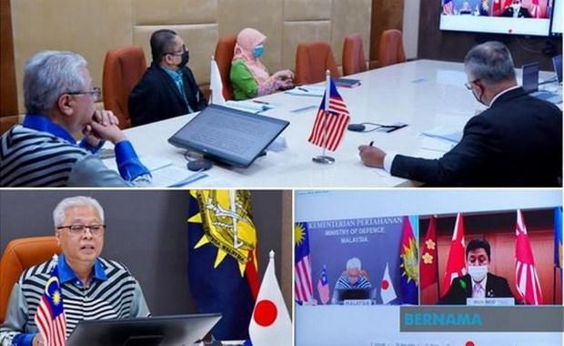 日本与马来西亚在许多问题上达成共识 hinh anh 1