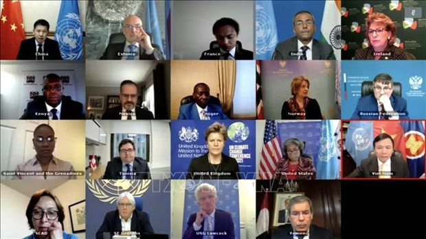 越南与联合国安理会:越南对也门,埃塞俄比亚局势表示关切 hinh anh 1