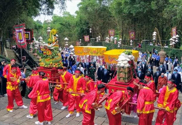 越南全民族大团结精神的根源 hinh anh 2