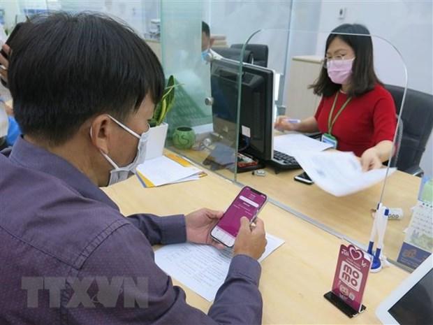 电子政务提高服务质量 以人民和企业为中心 hinh anh 1