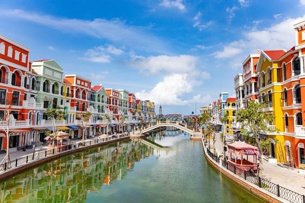 越南富国将成为世界旅游中心 hinh anh 1