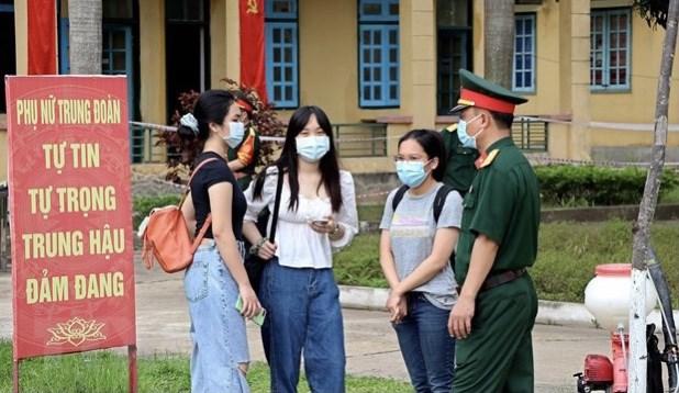 越南新增8例确诊病例 hinh anh 1