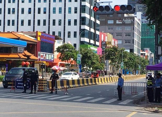 柬埔寨即将增加封锁西哈努克市 hinh anh 1