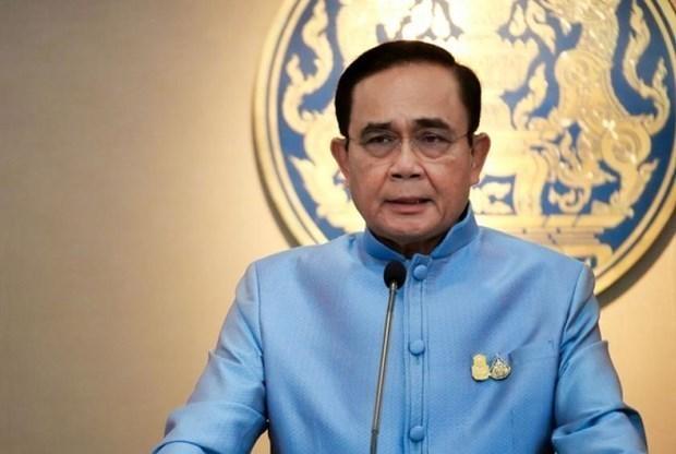 泰国强调印尼在促进东盟领导人会议的作用 hinh anh 1