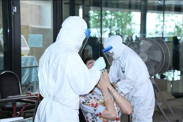 泰国经济遭受第三波新冠肺炎疫情的严重影响 hinh anh 1