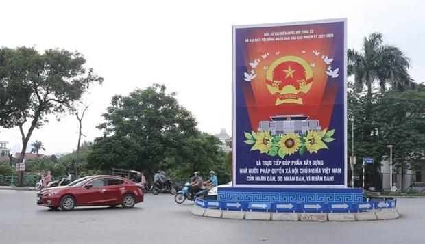 国会代表选举:推荐优秀候选人供选民选择 hinh anh 1