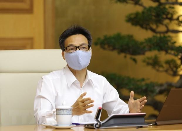 新冠肺炎疫情:坚决做好监测、追踪、隔离和治疗工作 hinh anh 1