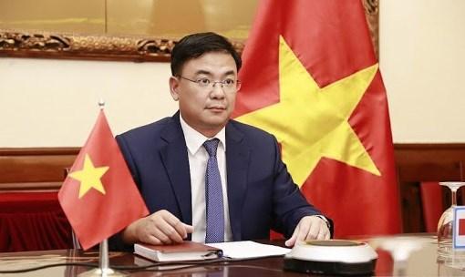 越南与马来西亚高级官员战略对话有助于促进两国战略伙伴关系 hinh anh 1
