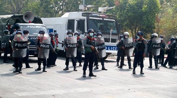 越南与联合国安理会:联合国安理会高度评价东盟为解决缅甸问题所做的努力 hinh anh 1