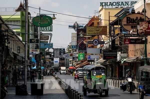 2021年一季度泰国跨境贸易猛增 hinh anh 1