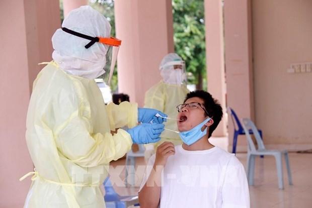 老挝首次出现死亡病例 患者为越南籍公民 hinh anh 1