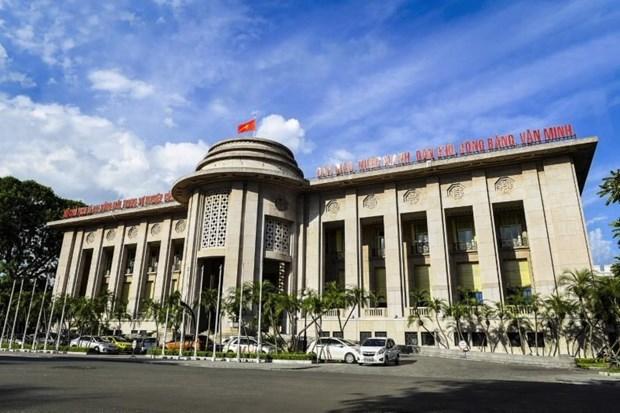 越南国家银行发布银行和企业扶持通知 hinh anh 1