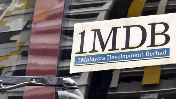  美国向马来西亚归还与1MDB基金有关的超过4亿美元 hinh anh 1
