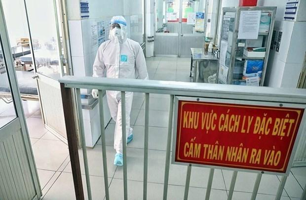 越南卫生部就加强新冠肺炎疫情防控工作作出指示 hinh anh 1