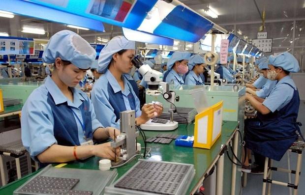 越南投资营商环境获得大幅度改善 hinh anh 1