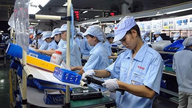 2021年前4个月北宁省吸引外资同比增长70% hinh anh 1