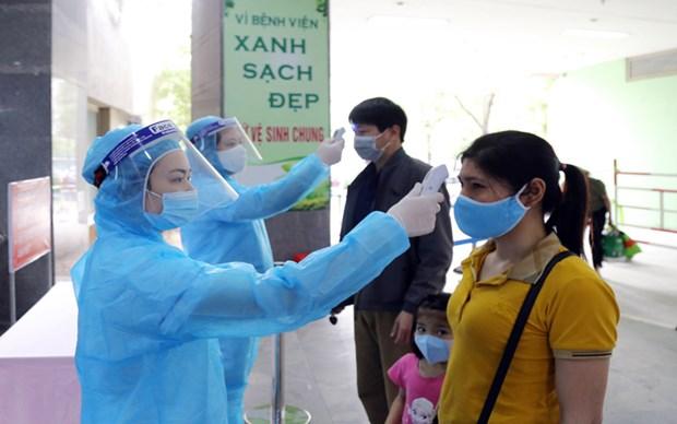 河内提出防止疫情侵入的三大建议 hinh anh 1