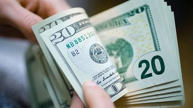 5月14日上午越盾对美元汇率中间价下调8越盾 hinh anh 1