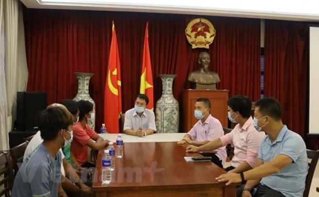 越南驻外大使馆——越南同胞在异国他乡的靠山 hinh anh 1