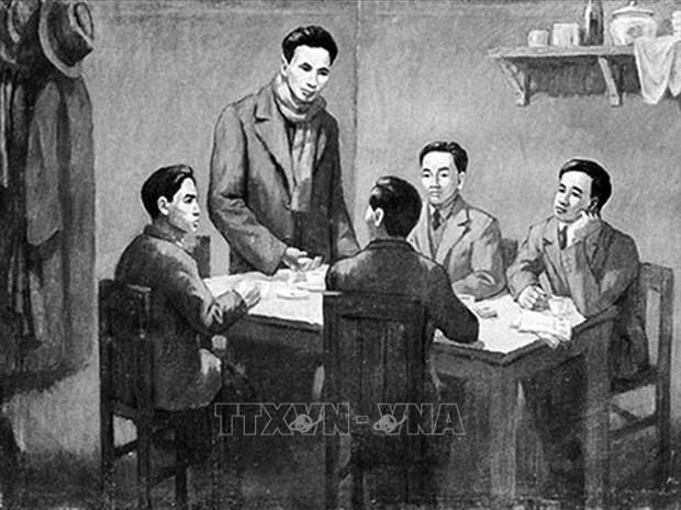 胡志明主席诞辰131周年:越南驻中国香港代表机构举行庆祝活动 hinh anh 1