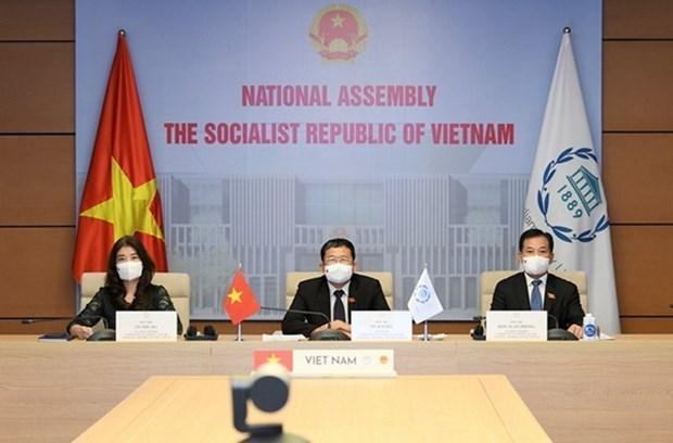 越南出席国际和平与安全常务委员会会议 hinh anh 1